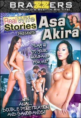 Brazzers - Настоящие истории жен: Asa Akira / Real Wife Stories: Asa Akira (2011) DVDRip |