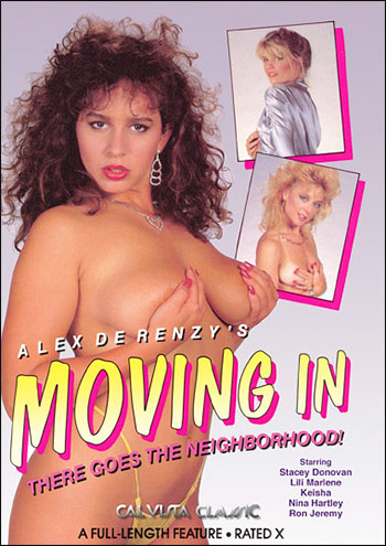 Перемещение / Глубоко внутри / Moving In / Ganz Tief Drin (1986) DVDRip |